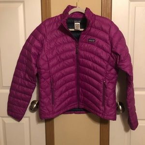 Women's Patagonia Nano puff insulated jacket